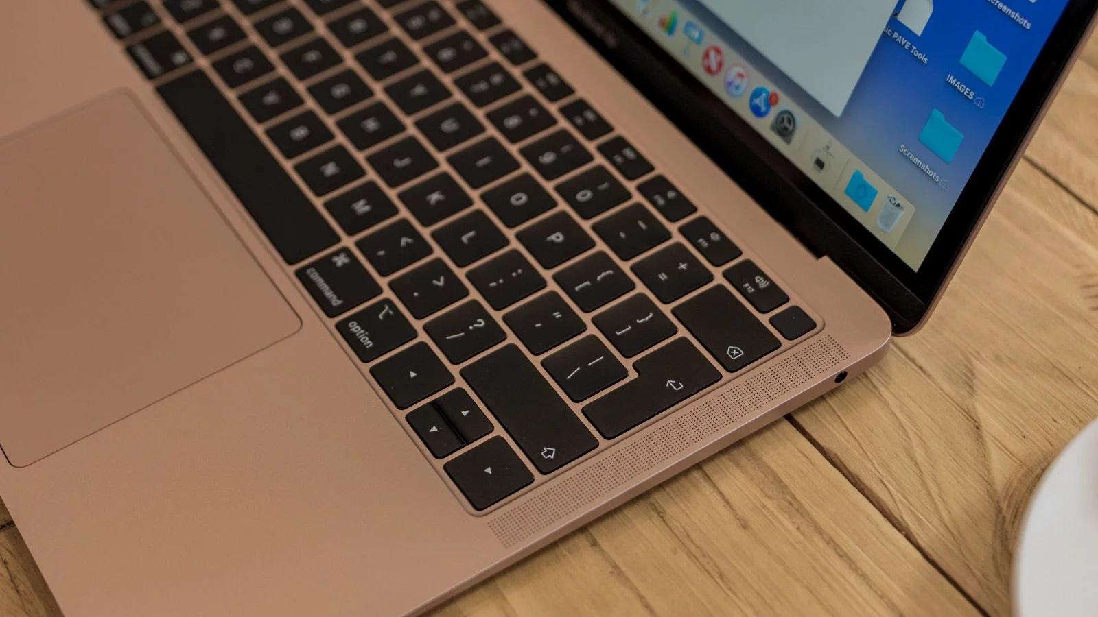 2019 MacBook Air Дизайн