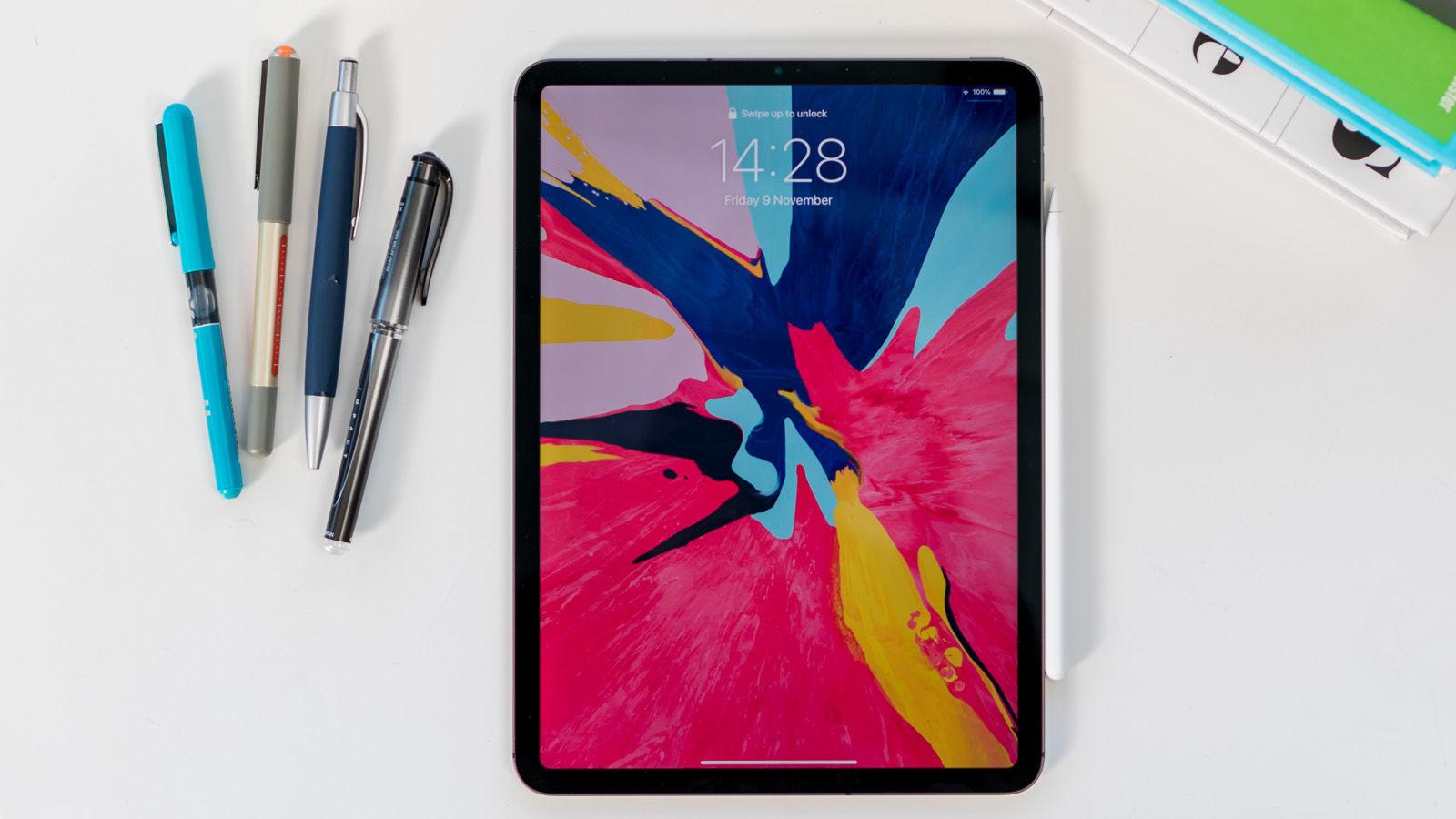 Обзор iPad Pro 11 дюймов (2018) - часть 1 из 3