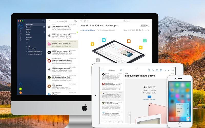 Лучшая бесплатная программа для электронной почты для Mac 2019 – часть 2 из 3