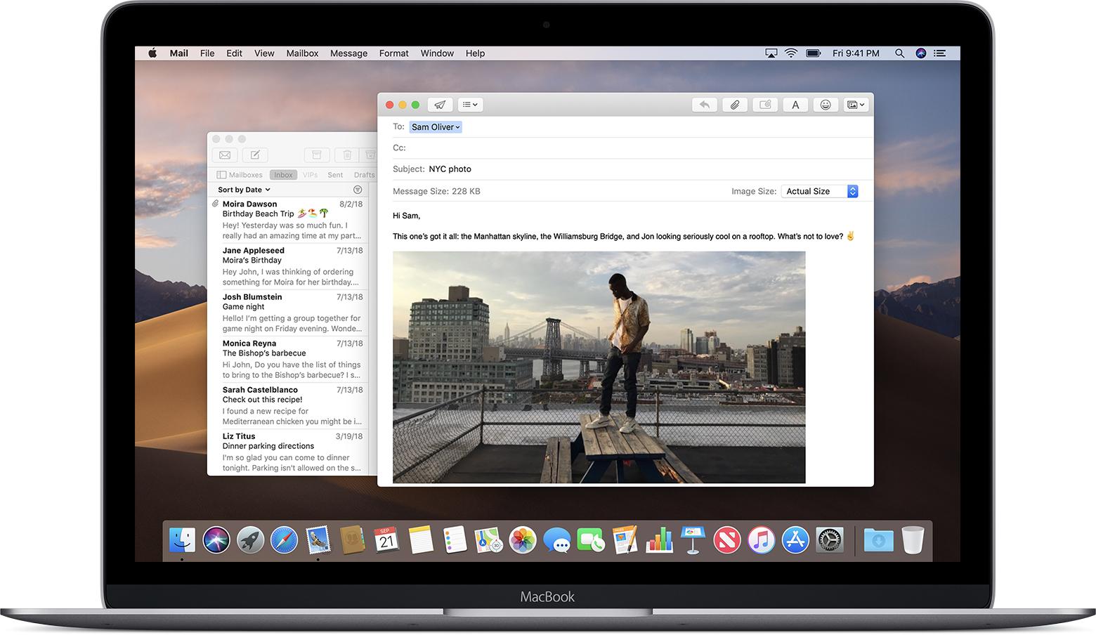 Лучшая бесплатная программа для электронной почты для Mac 2019 - часть 3 из 3