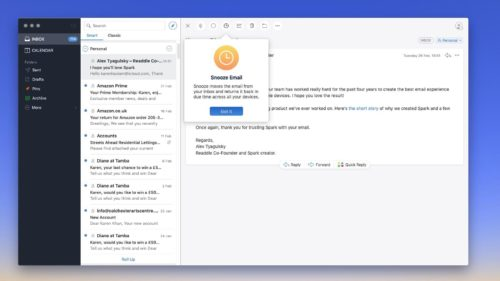 Лучшая бесплатная программа для электронной почты для Mac 2019 - часть 1 из 3