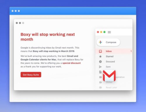 Лучшая бесплатная программа для электронной почты для Mac 2019 - часть 2 из 3