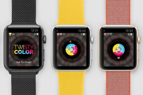 Лучшие игры для Apple Watch 2019